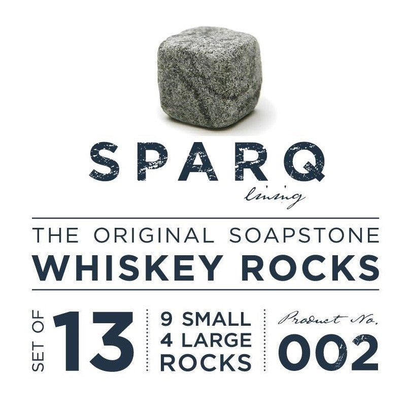 Whiskey Rocks, Set of 13Mix #SHR002/13