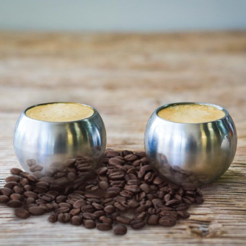 ESPRESSO CUPS, Set of 2 #CUP145