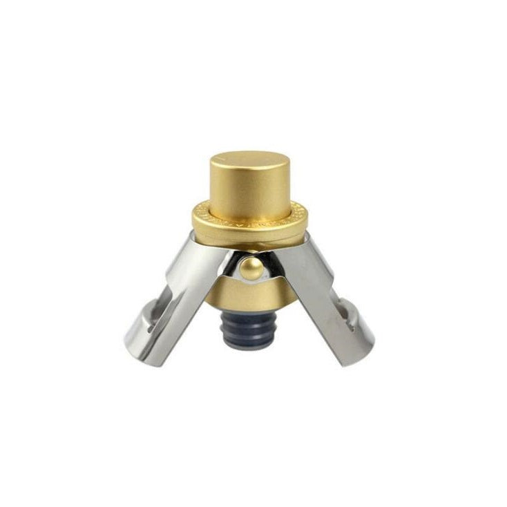 Champagne Stopper with Vacuum Set of 2 #BAR382