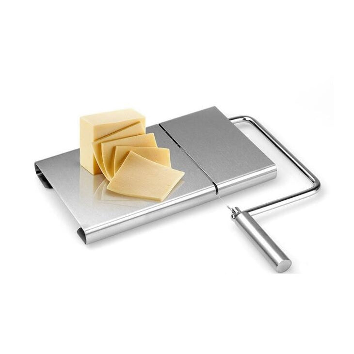 Stainless Steel Cheese Slicer Cutter #BAR425