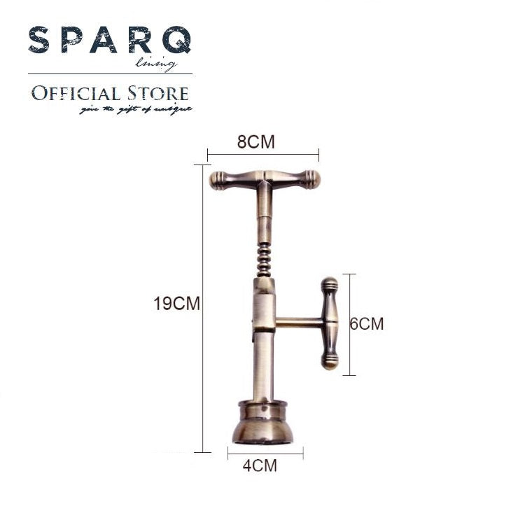 SPARQ Copper Corkscrew #BAR380