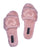 MIRACLES Slippers Annelien (roze)