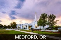 Medford Oregon Temple
