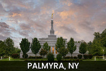 Palmyra New York Temple