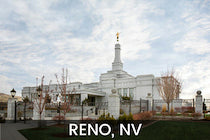 Reno Nevada Temple
