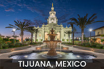 Tijuana Mexico Temple