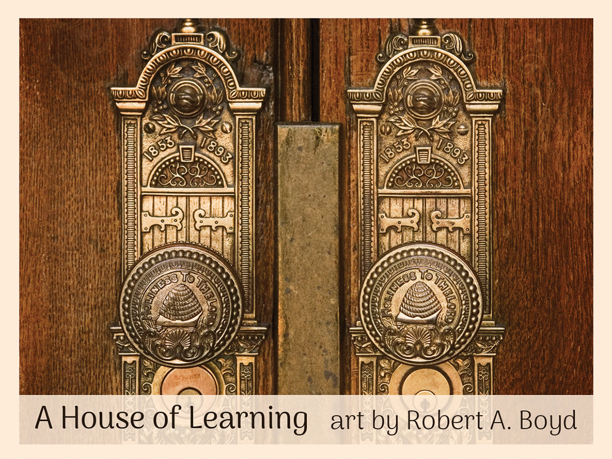 House of Learning (Temple Symbols) - Minicard Pack -16 images