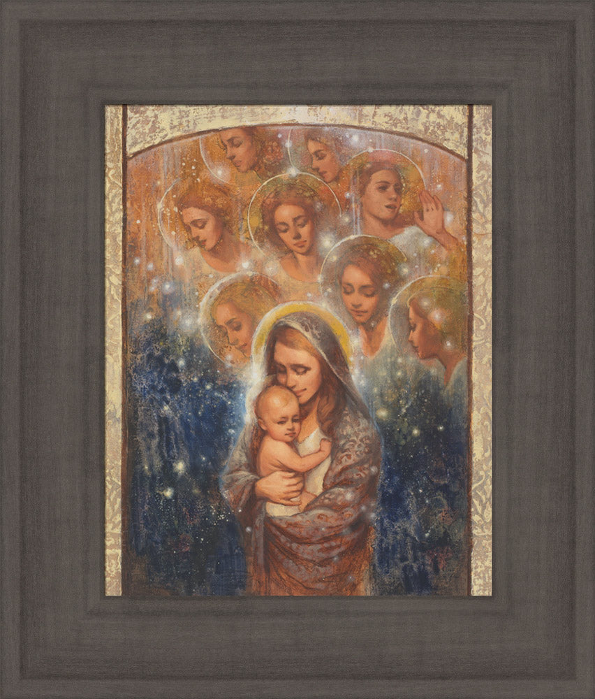 Holy Night by Annie Henrie Nader