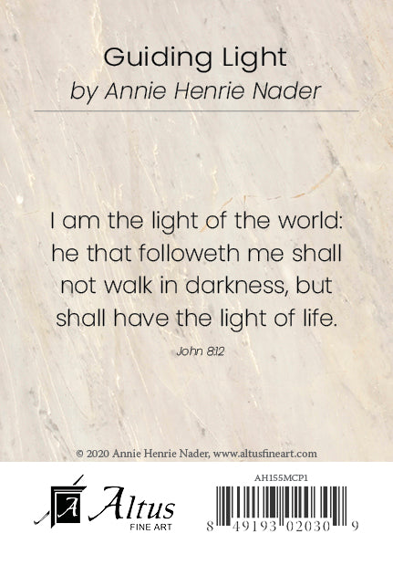 Guiding Light by Annie Henrie Nader