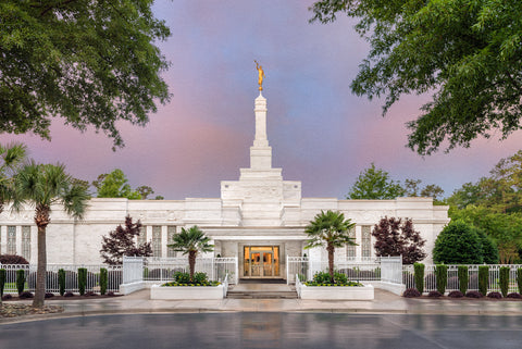 Columbia South Carolina - A House of Peace by Robert A Boyd