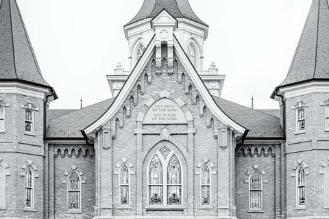 Provo City Center Temple - Holiness by Evan Lurker