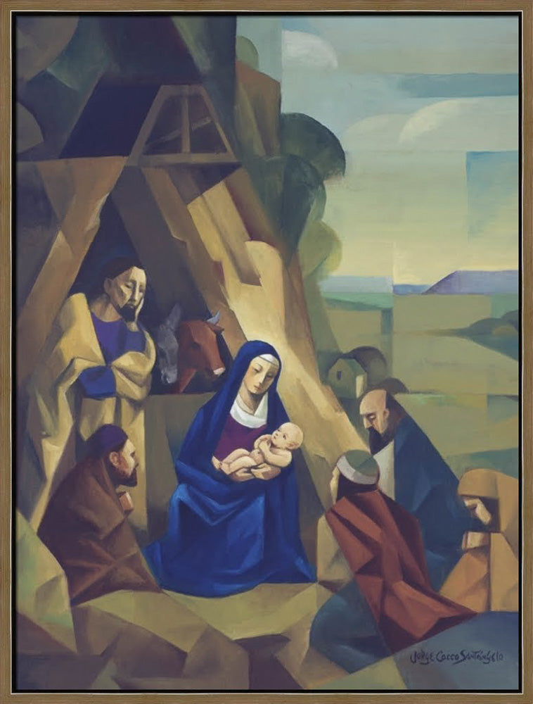 Nativity by Jorge Cocco
