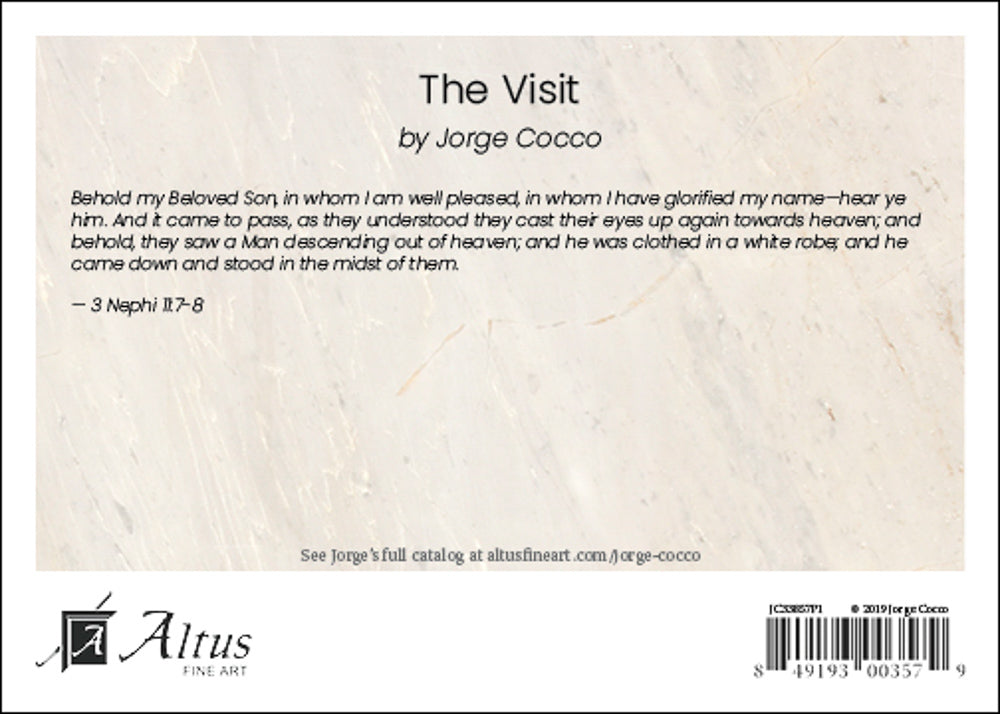 The Visit by Jorge Cocco
