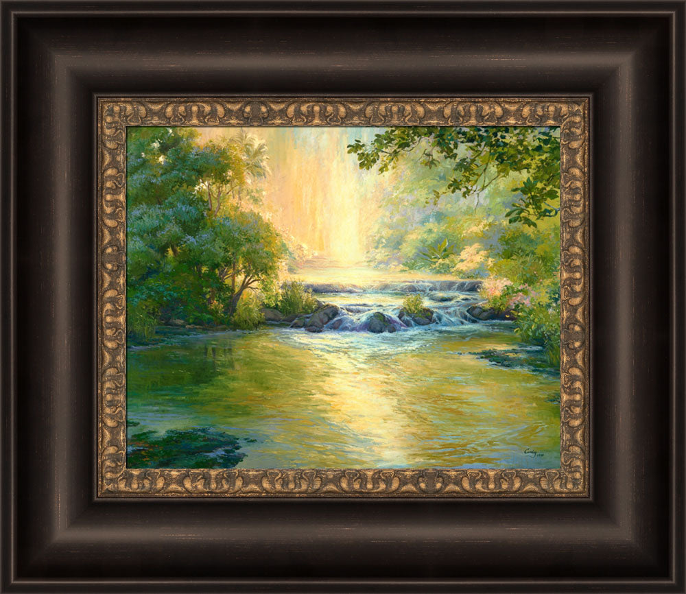 Living Waters by Linda Curley Christensen