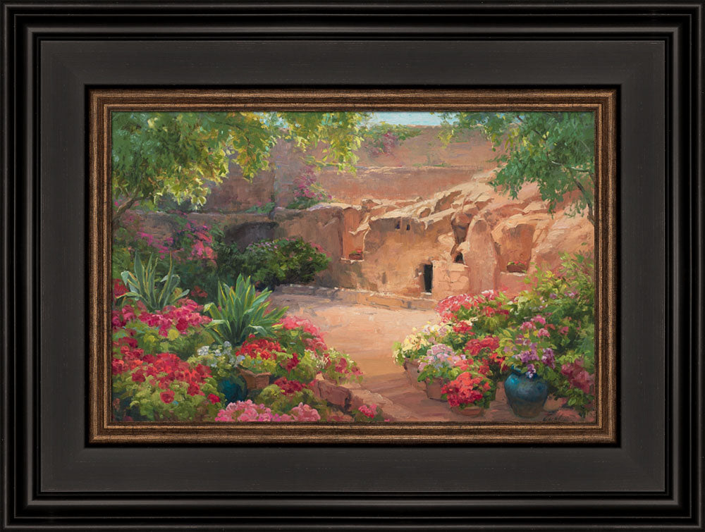 The Empty Tomb by Linda Curley Christensen