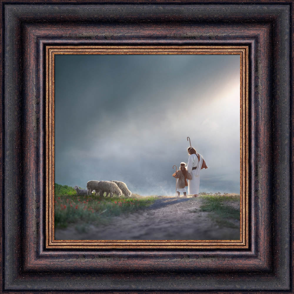 My Young Shepherd by Kelsy and Jesse Lightweave