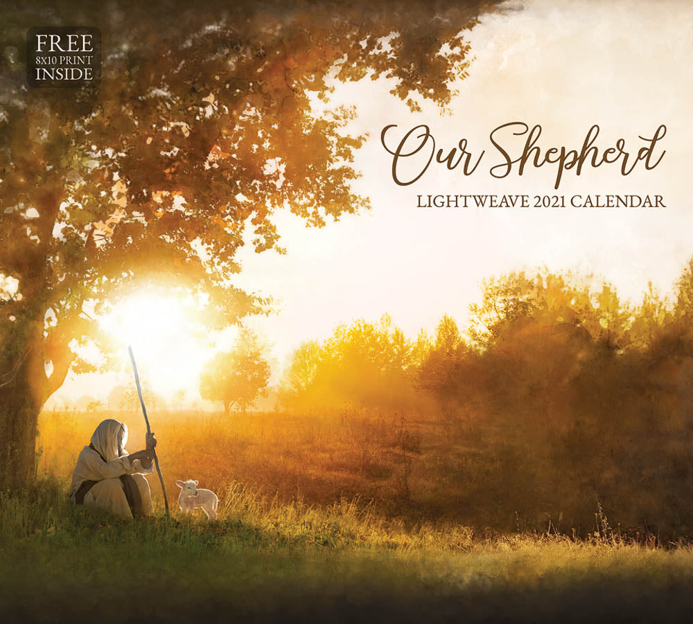 2021 Lightweave Calendar - Our Shepherd