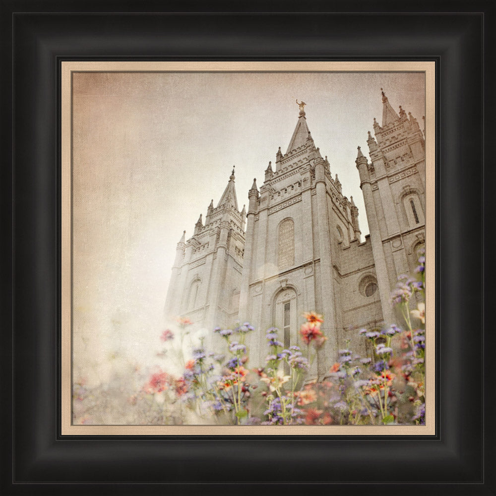 Salt Lake Temple - Truth by Mandy Jane Williams