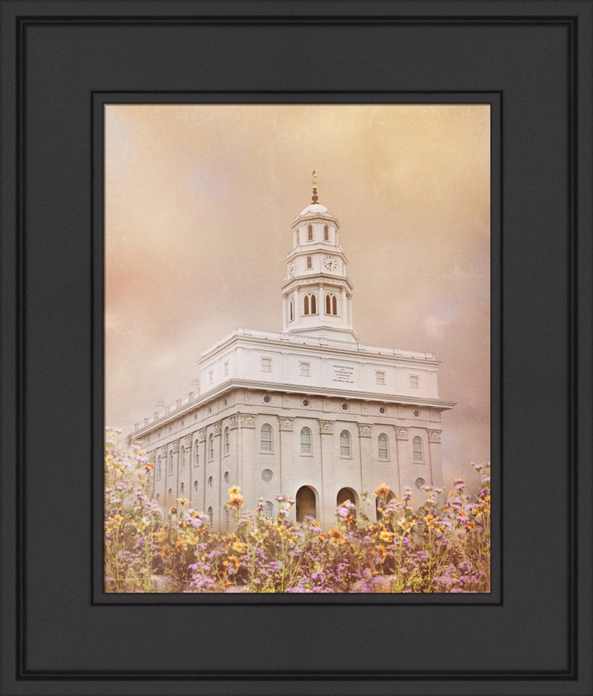 Nauvoo Temple - Vision by Mandy Jane Williams
