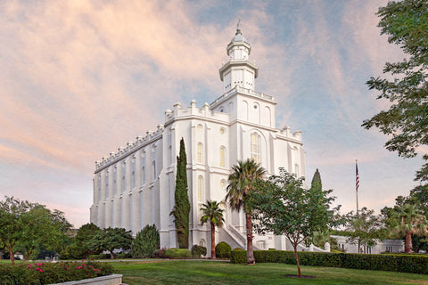 St George Temple - Holy Places Series by Robert A Boyd