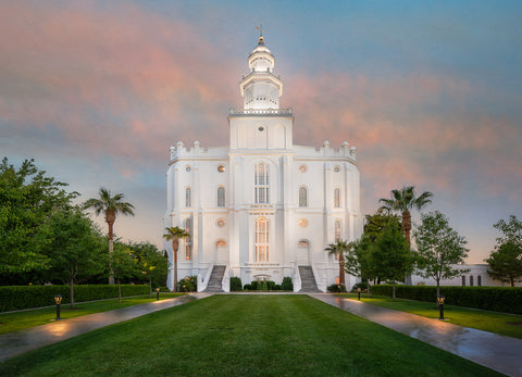 St George Temple - Covenant Path Series by Robert A Boyd