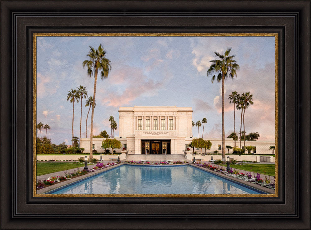 Mesa Temple - Holy Places Series by Robert A Boyd