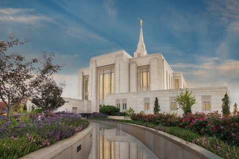 Ogden Temple- Covenant Path Series by Robert A Boyd