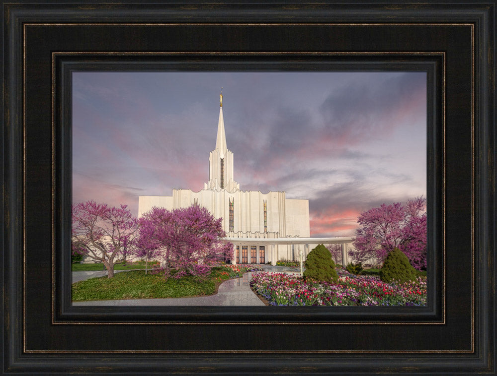 Jordan River Temple - Covenant Path Series by Robert A Boyd