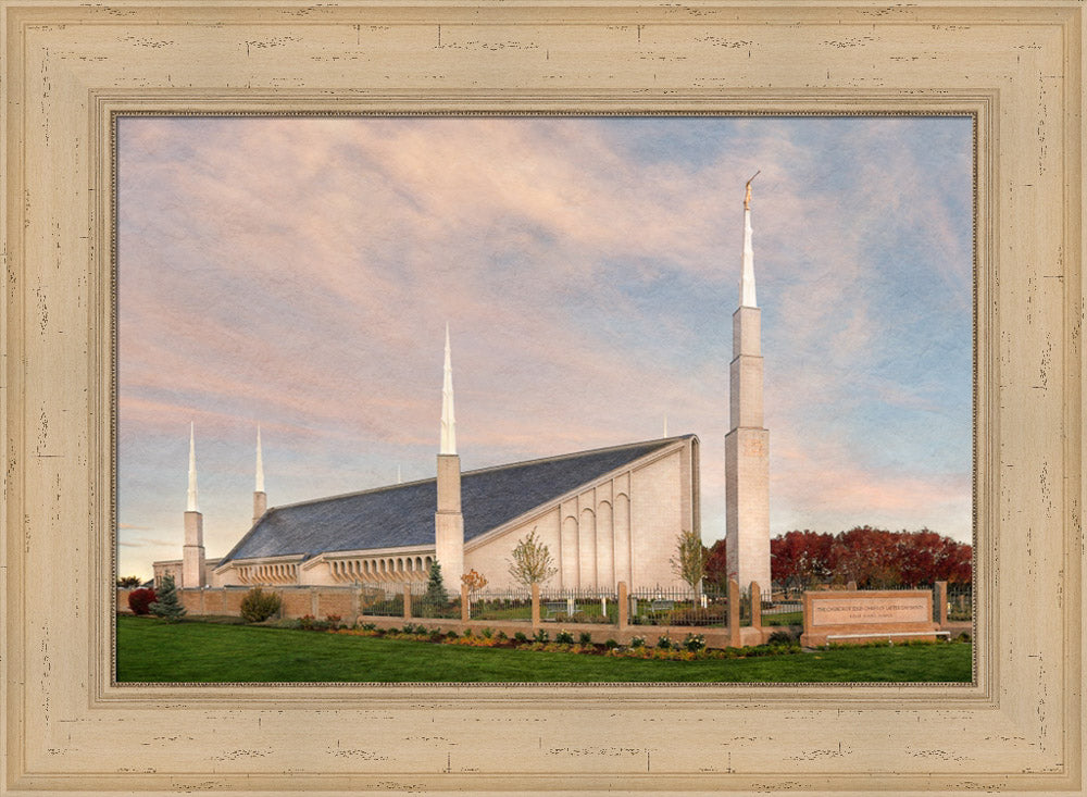 Boise Temple - Holy Places Series by Robert A Boyd