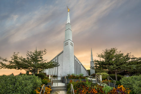 Boise Temple - Covenant Path Series by Robert A Boyd