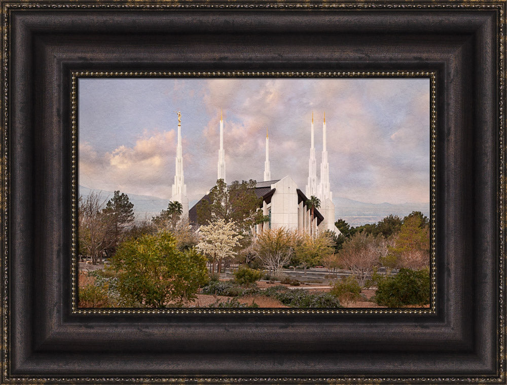 Las Vegas Temple - Holy Places Series by Robert A Boyd