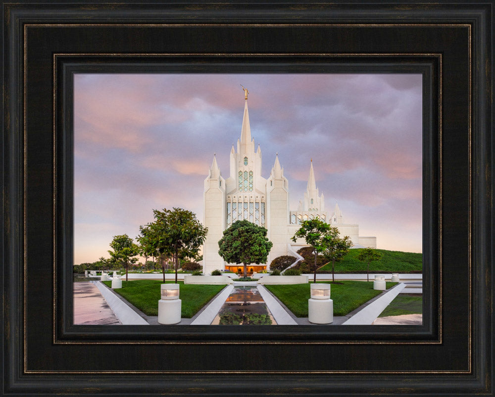 San Diego Temple - Covenant Path Series by Robert A Boyd