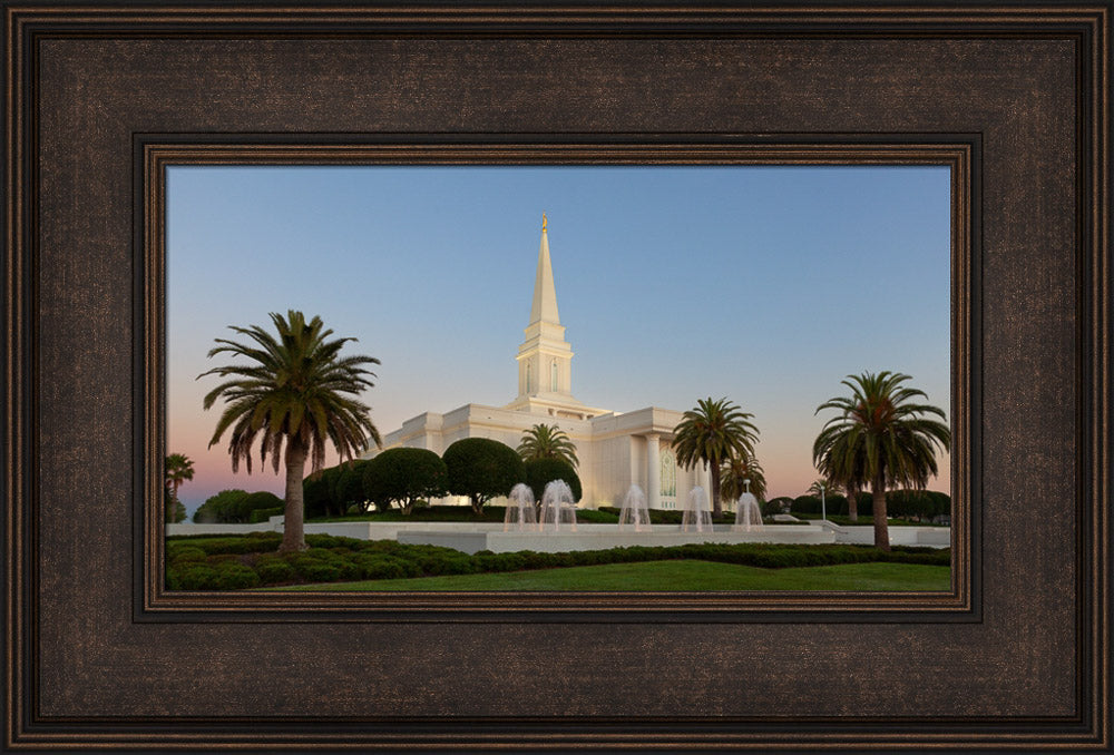Orlando Temple - Morningside by Robert A Boyd