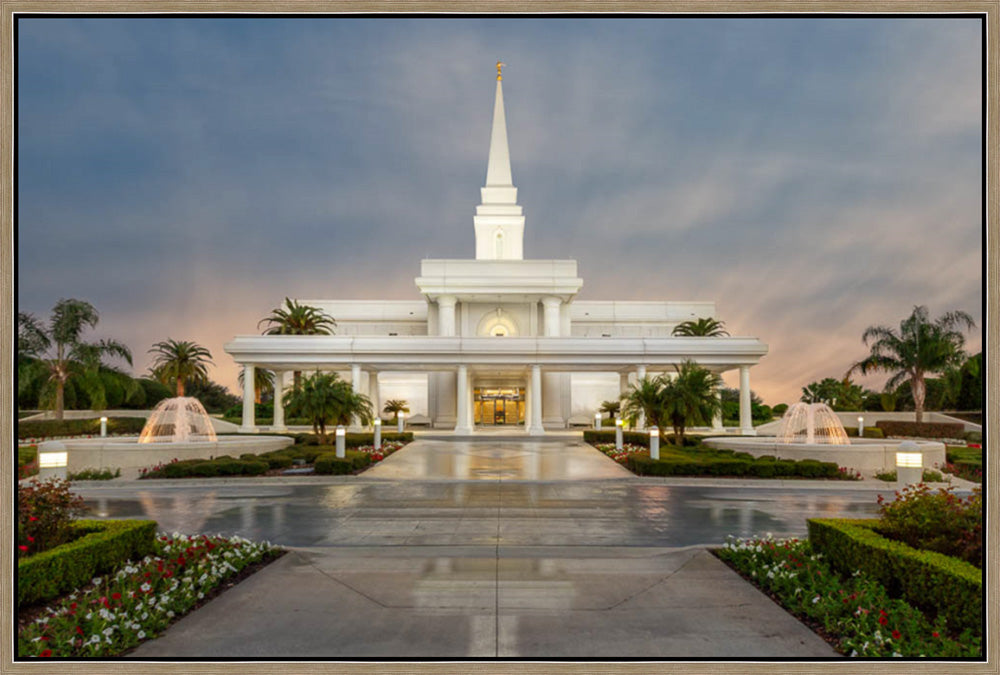 Orlando Temple - Covenant Path Series by Robert A Boyd
