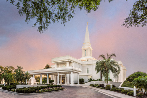 Orlando Temple - A House of Peace by Robert A Boyd