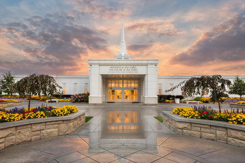 Billings Temple - Covenant Path Series by Robert A Boyd