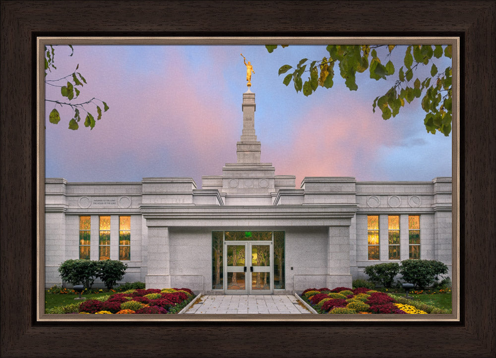 Palmyra Temple - A House of Peace by Robert A Boyd