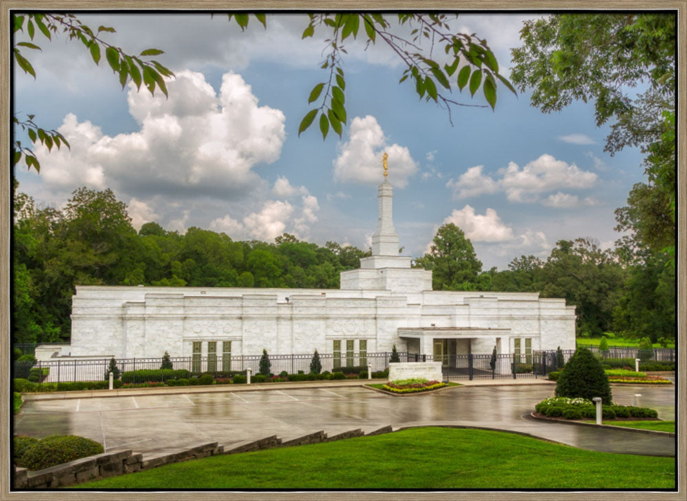 Baton Rouge Temple - Covenant Path Series by Robert A Boyd