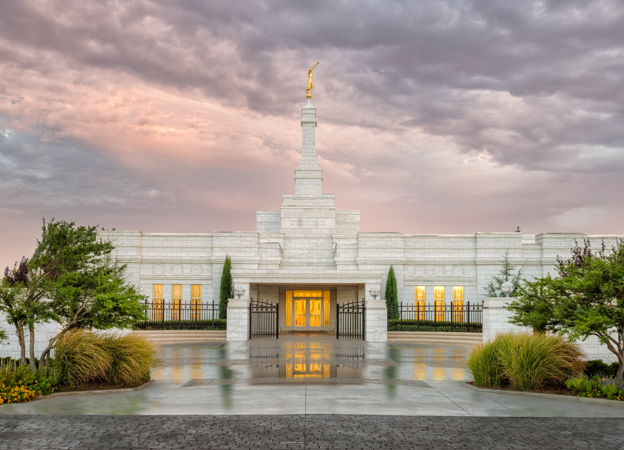 Oklahoma City Temple - Covenant Path Series by Robert A Boyd