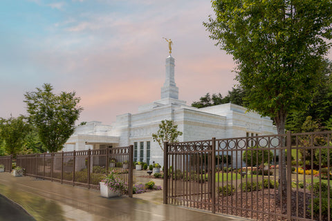 Birmingham Temple - Covenant Path Series by Robert A Boyd