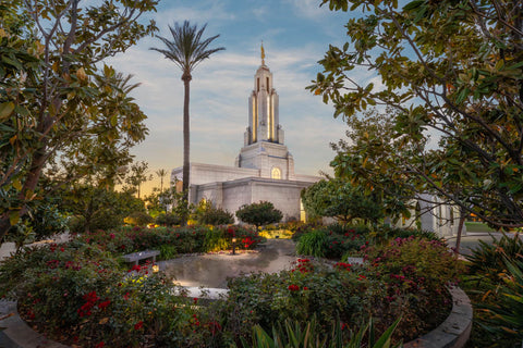 Redlands Temple - Covenant Path Series by Robert A Boyd