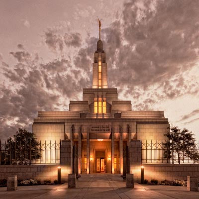 Welcome to the Temple