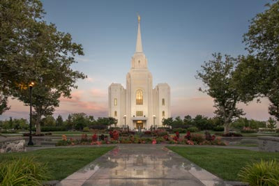Brigham City Covenant Path