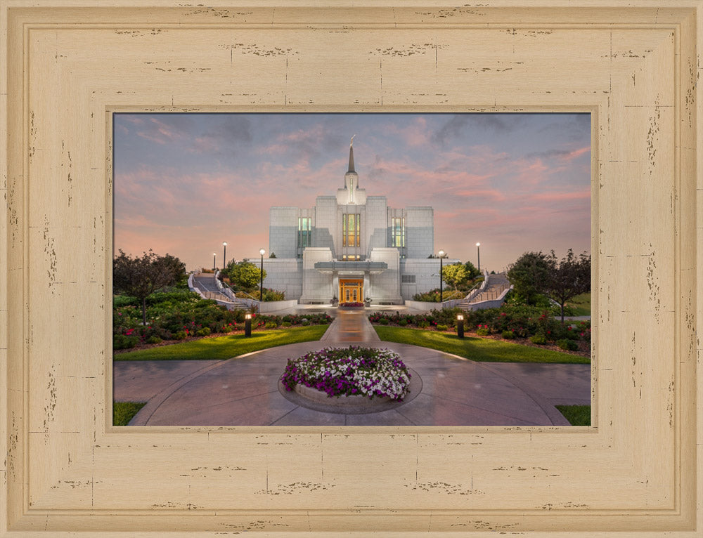 Calgary Temple - Covenant Path Series by Robert A Boyd