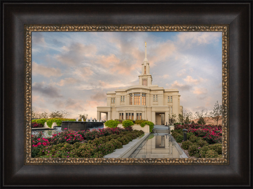Payson Temple - Covenant Path Series by Robert A Boyd