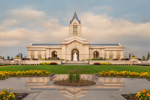Fort Collins Temple - Covenant Path Series by Robert A Boyd