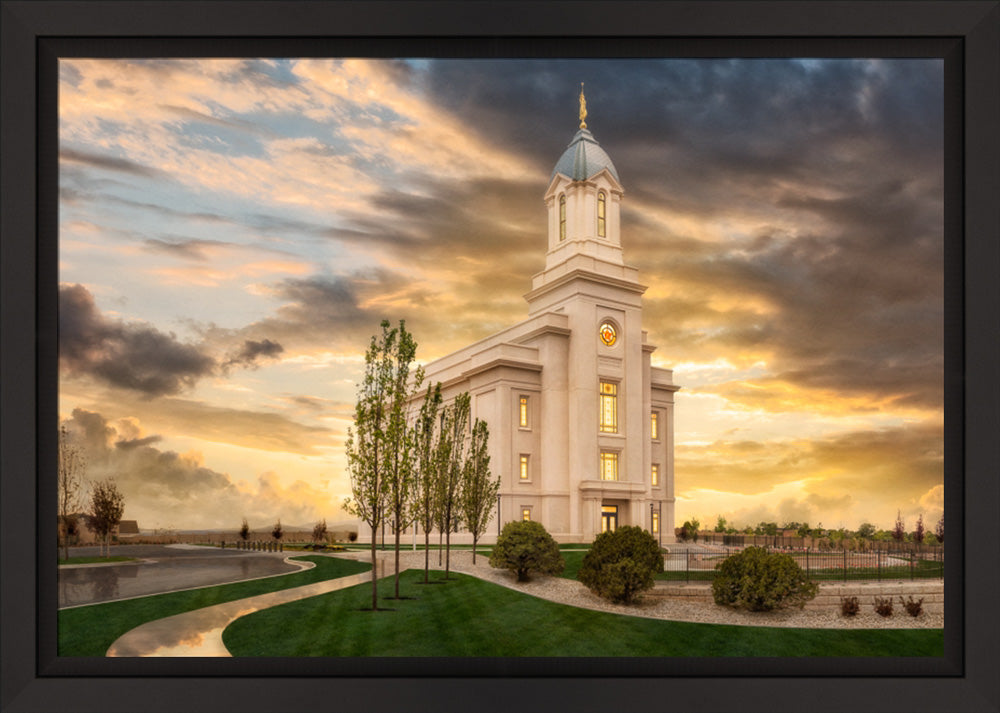 Cedar City Temple - Covenant Path Series by Robert A Boyd