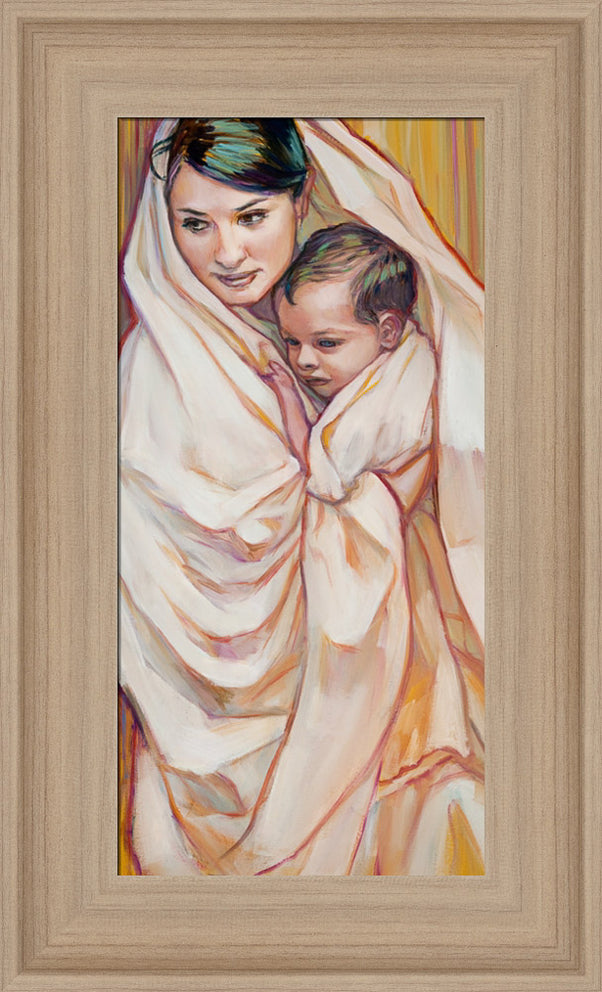 Mary & Child by Rose Datoc Dall