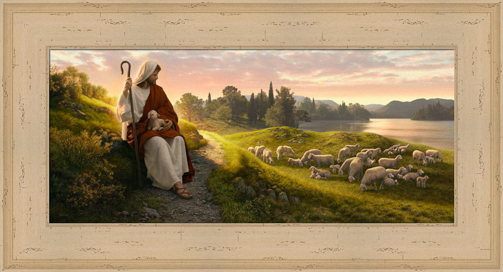 Dear to the Heart of the Shepherd by Simon Dewey