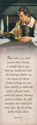 By the Gift and Power of God bookmark